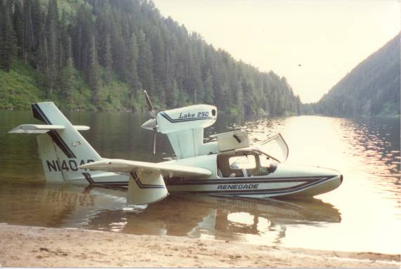 LAKE AIRCRAFT QUALITY AMPHIBIANS FOR OVER 50 YEARS